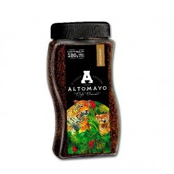 ALTOMAYO CAFE INSTANT FCO X. 180 GR. GOURMET
