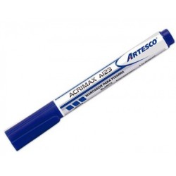 Marcador para pizarra Acrimax 123 azul ARTESCO