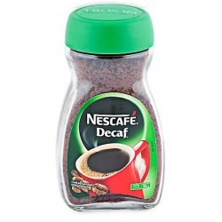 Cafe descafeinado 95 gr NESCAFE