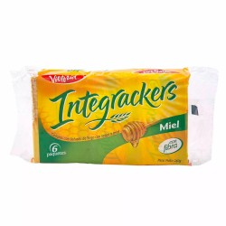 GALLETAS INTEGRAL MIEL NINE PACK.X 270 GR. VICTORIA