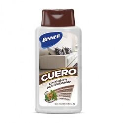 Limpiador de cuero 500 ml Binner