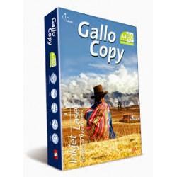Papel fotocopia Gallo Copy