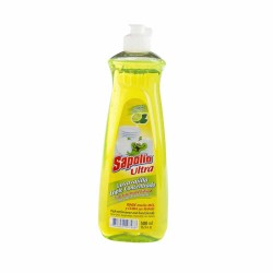 Lavavajilla liquido ultraconcentrado Sapolio 500ml