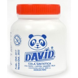 Goma X 1/4 Kg DAVID