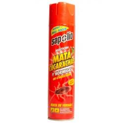 Insecticida matacucarachas spray Sapolio 360ml