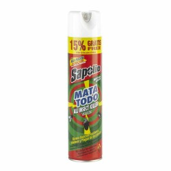 Insecticida matatodo spray Sapolio 360ml