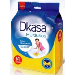 Multiusos Dkasa pack 14 unid