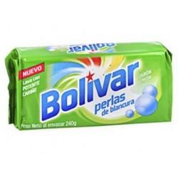 Jabon Bolivar para lavar ropa