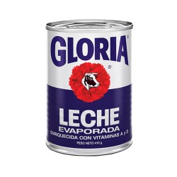 LECHE GLORIA EVAPORADA