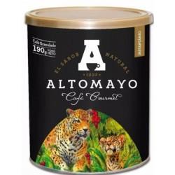 ALTOMAYO CAFE INSTANT. LATA X 190 GR. GOURMET