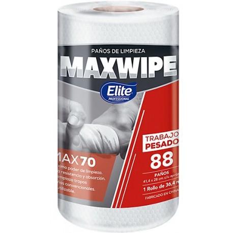 papel toalla Maxwipe trabajo pesado Max70 Elite