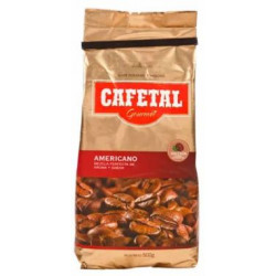 Café Tostado y Molido CAFETAL Gourmet Americano Doypack 500g