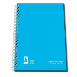 Cuaderno Anillado Carta 200 H Cuadriculado