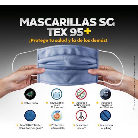 Mascarilla caja de 50 unidades TEX SG+