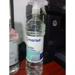 Solucion antibacterial 1LT c/spray Martell