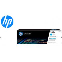 TONER HP CF501A (202A) Cian Pro M254dw /M281fdw