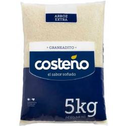 COSTEÑO ARROZ EXTRA X 5 KG