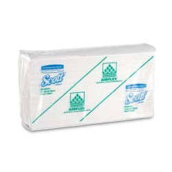 Papel Toalla SCOTT de manos Interfoliado Blanco x175 unids.