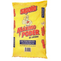 Detergente maximo poder Sapolio 10kg