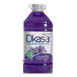 Limpiador liquido multiusos Dkasa lavanda botella 4L