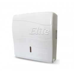 DISPENSADOR DE PAPEL TOALLA DE BAÑO INTERFOLEADO ELITE