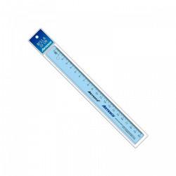 Regla cristal 20cm