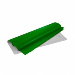 Papel lustre verde